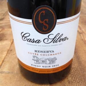 Casa Silva Pinot Noir