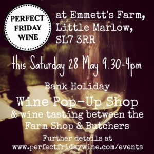 Wine Pop-Up Marlow