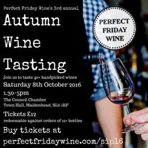 Maidenhead Wine Tasting