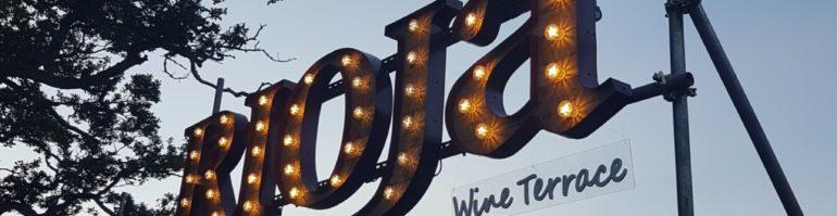Rioja Wine Terrace Wilderness Festival